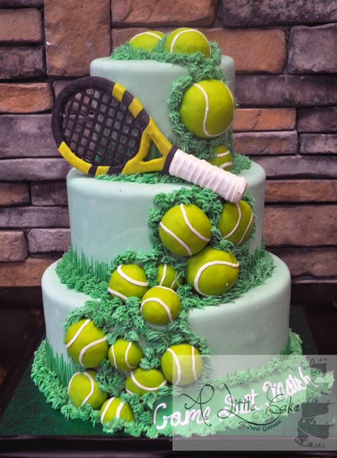 Открытки с днем рождения для теннисистов