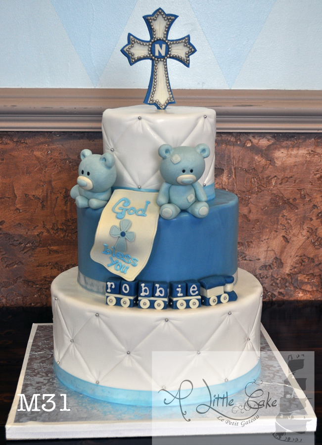 Specialty Communion And Baptism Cakes For Religious Occasions
