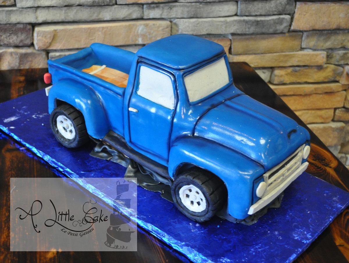 Truck Birthday For Kids