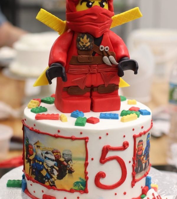 Stupendous Logo Ninja Birthday Cake Funny Birthday Cards Online Aboleapandamsfinfo
