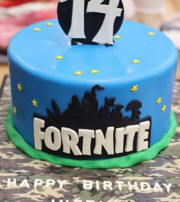Fortnite Birthday Cake Is a rare back bling in fortnite: fortnite birthday cake