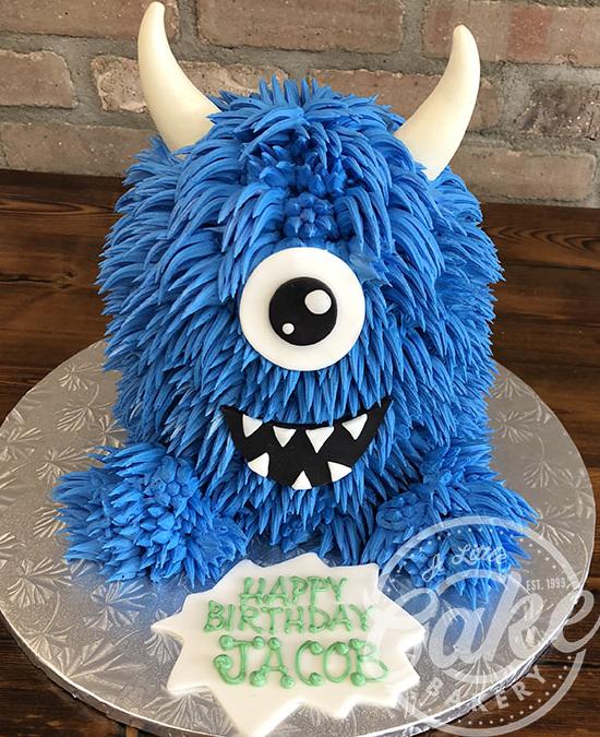 Custom Birthday Cakes & Wedding Cakes NJ