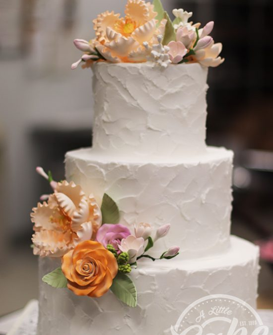 4 Reasons Buttercream Wedding Cakes Are The Perfect Choice
